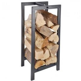 Tűzifa tároló állvány